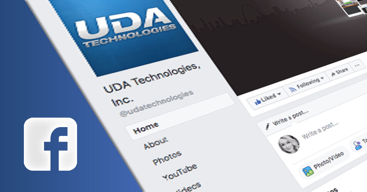 Facebook Likes for UDA Technologies Climb Past 40,000