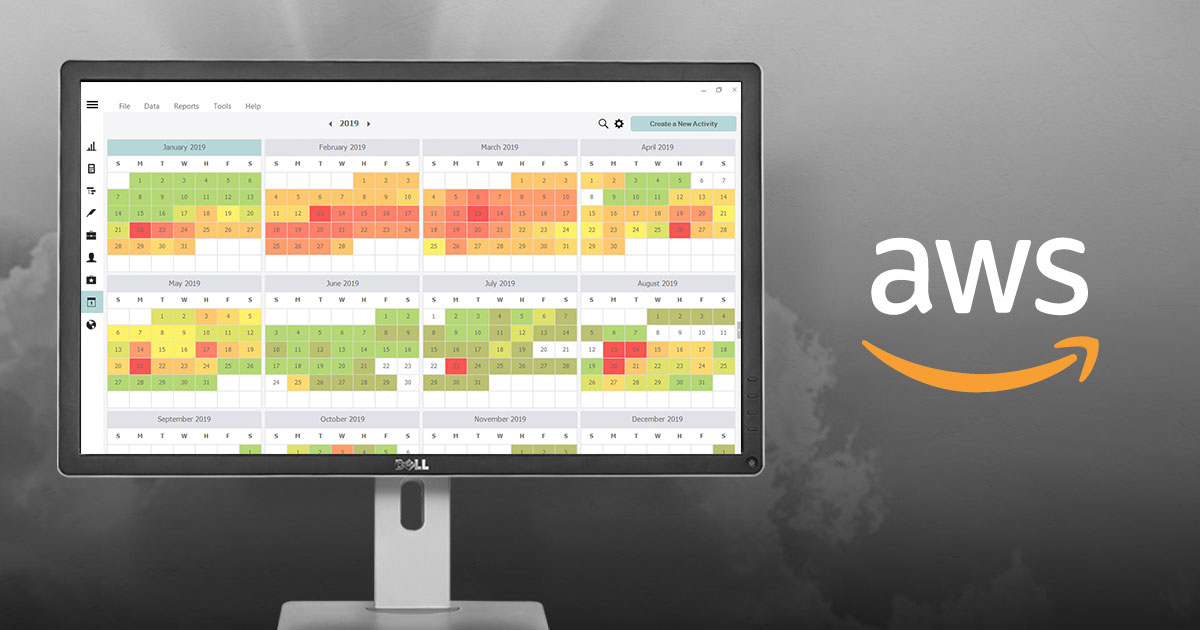AWS Cloud Hosting Available for ConstructionSuite 10