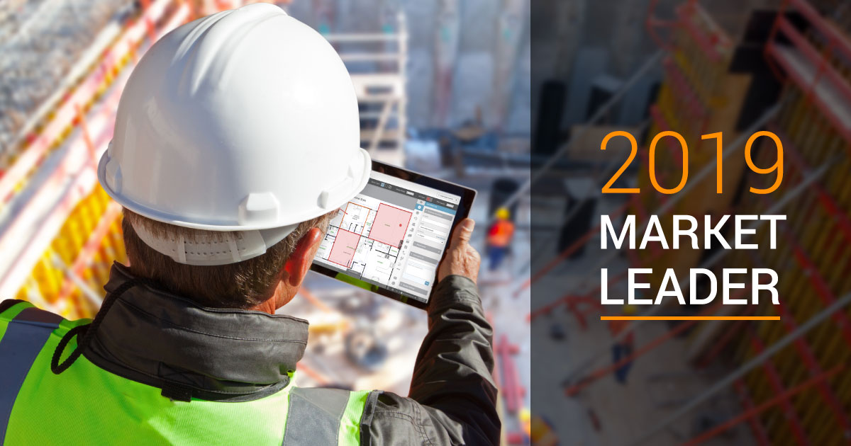 UDA Technologies Named Market Leader in Construction Management Software Customer Success Report