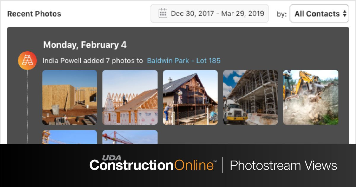 ConstructionOnline 2019 Impresses with New Photostream Views