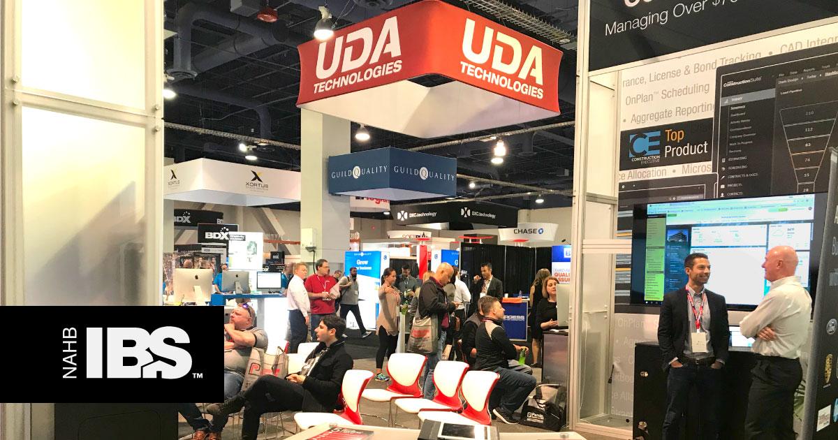 UDA Technologies Exhibits at IBS 2019