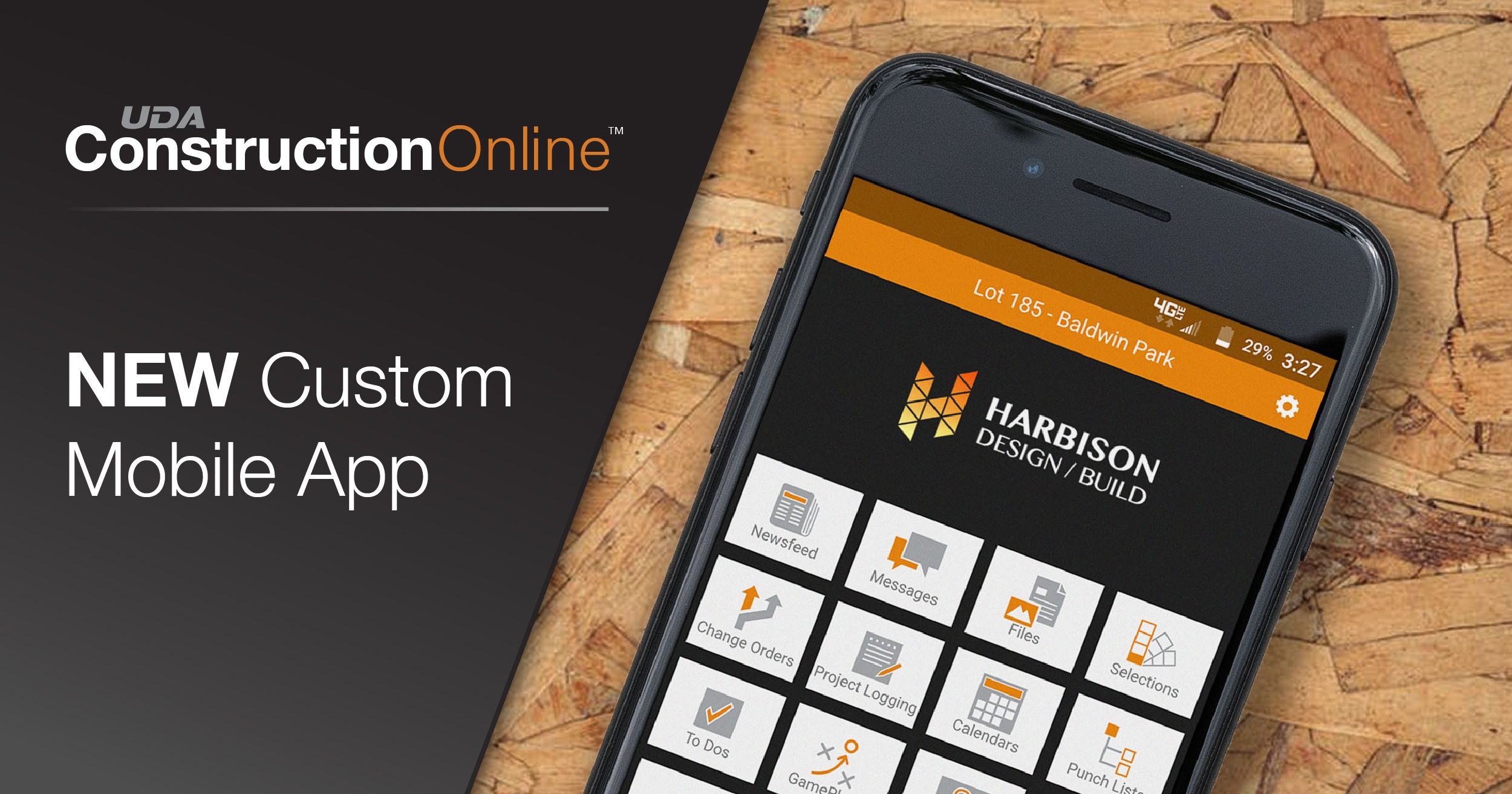 Enhanced Custom App Available for ConstructionOnline Subscribers