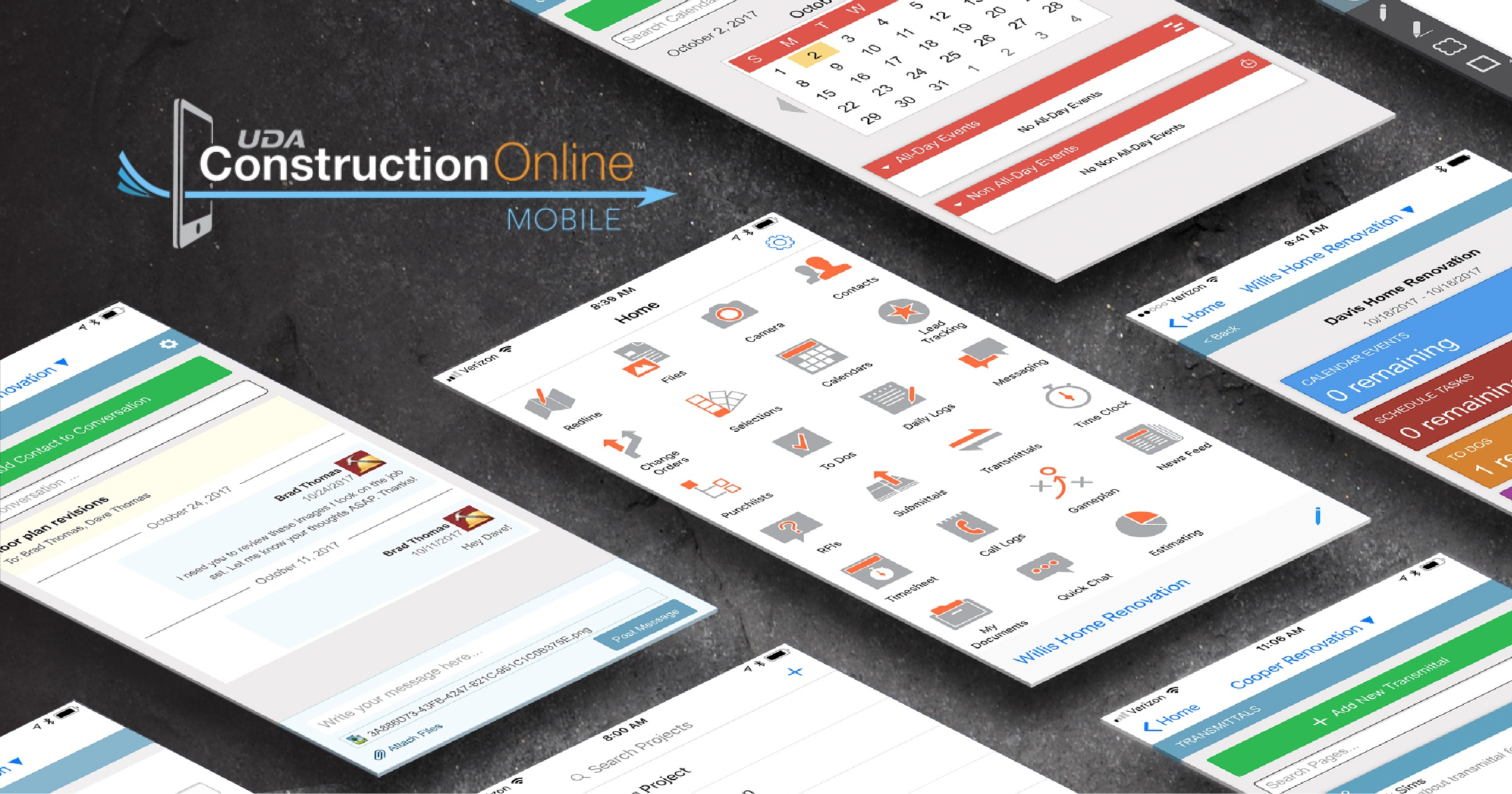 UDA Connects Project Teams through New ConstructionOnline Mobile App