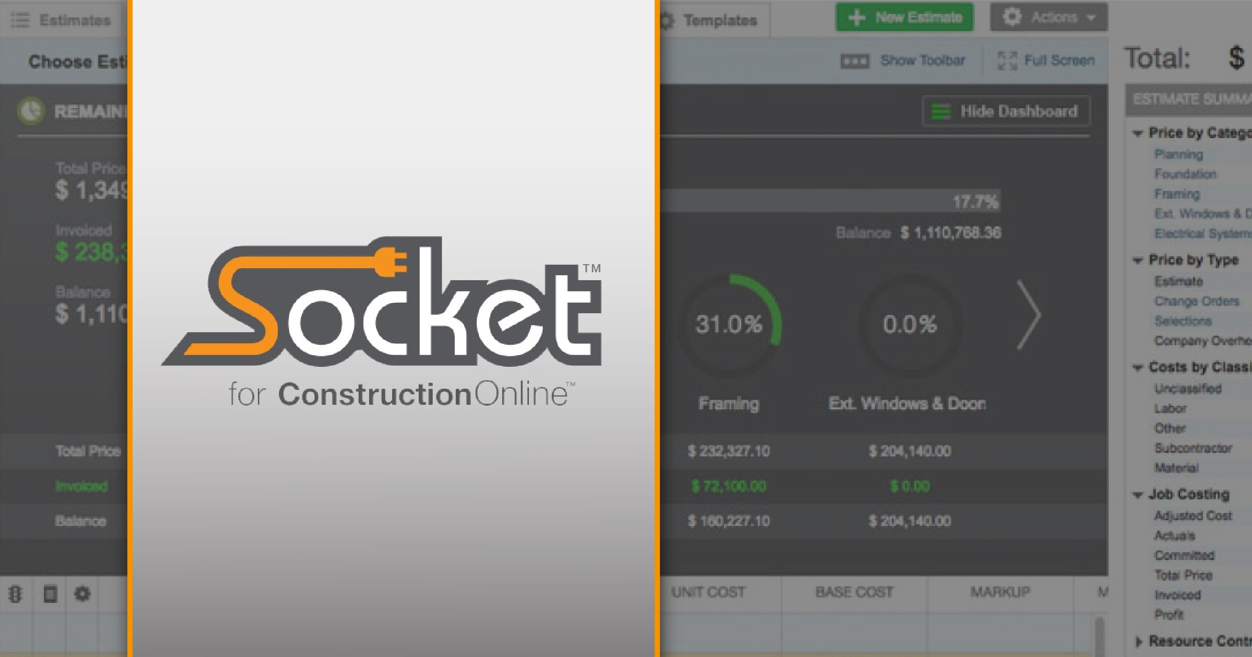 Introducing ConstructionOnline Socket: Bringing the Power of the Desktop to the Cloud