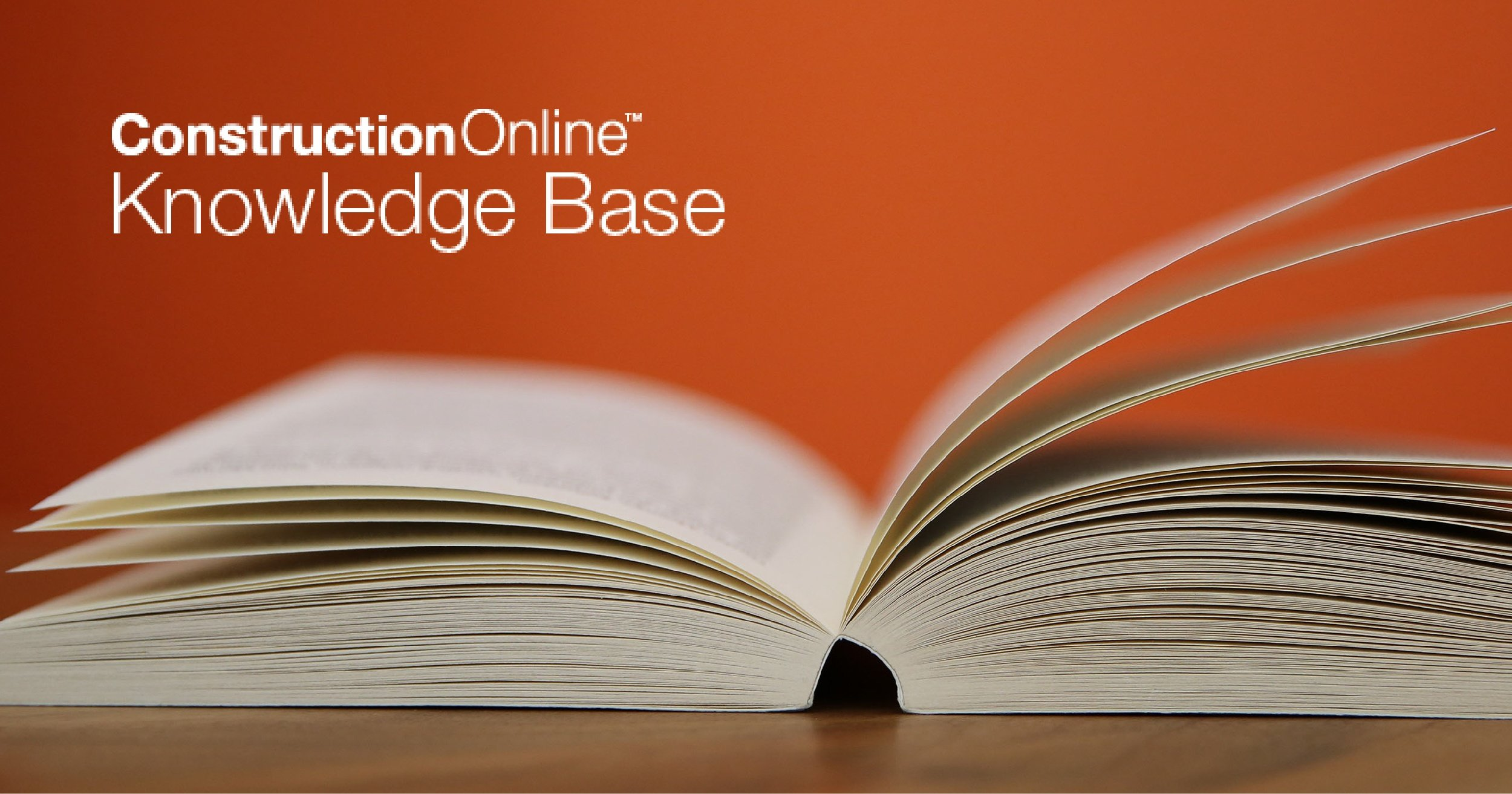 UDA Technologies Passes the 500 Mark for Support Articles in the ConstructionOnline Knowledge Base