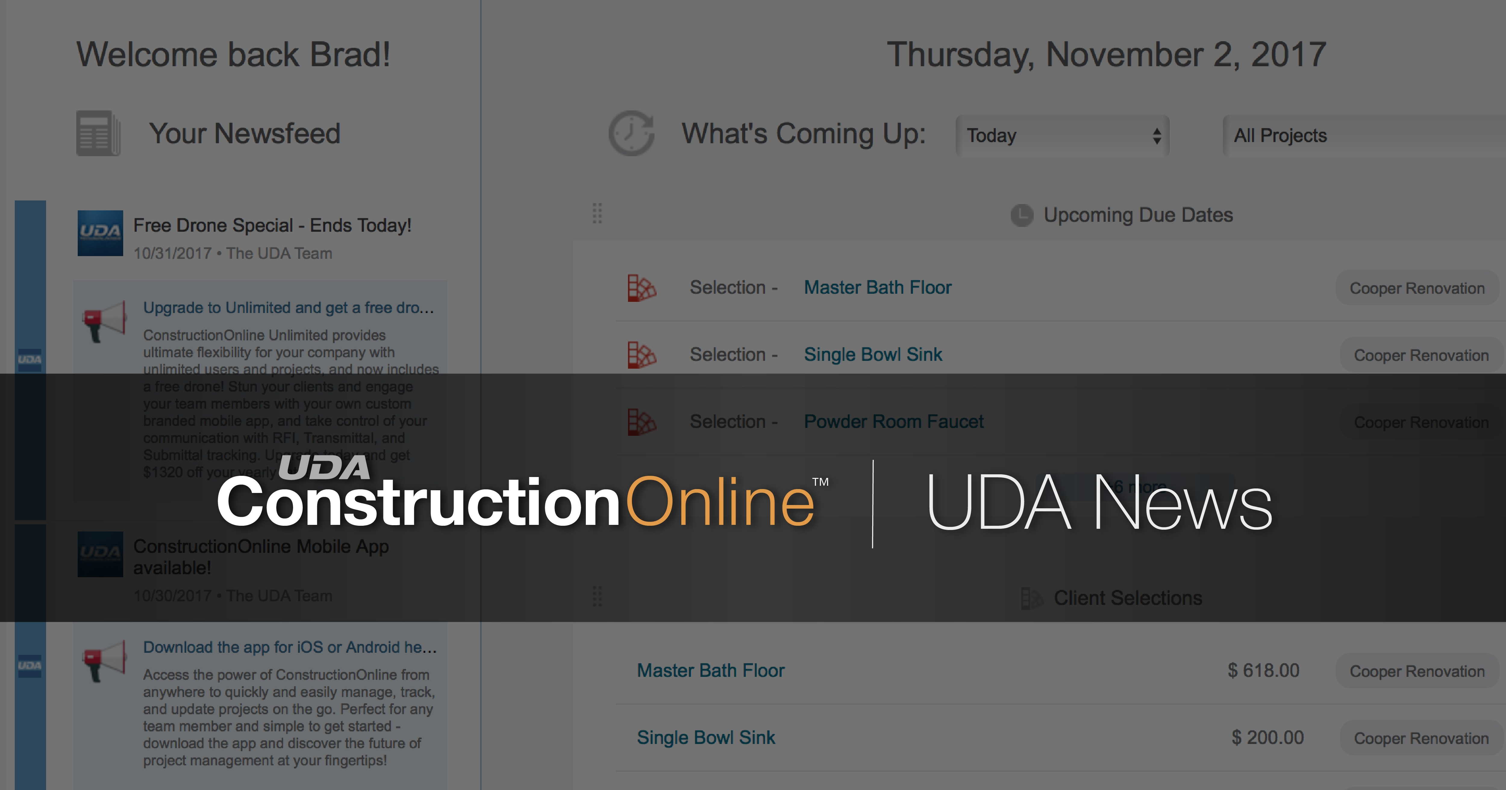 UDA News Brings Company Updates Directly to Customers