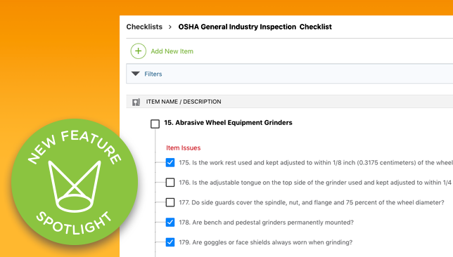New Feature Spotlight: Checklists