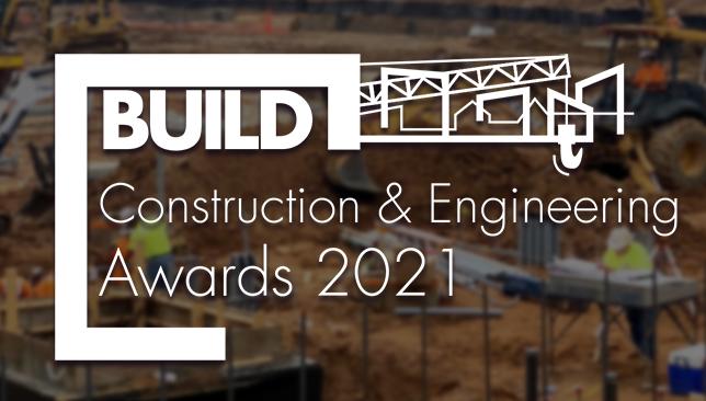 UDA Named Winner in BUILD Magazine's 2021 Construction & Engineering Awards
