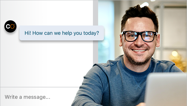 New Live Chat Support Now Available in ConstructionOnline